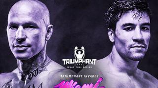 Triumphant 11: Kevin Ross vs Asa Ten Pow