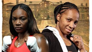 Salita Promotions: Claressa Shields vs Tori Nelson