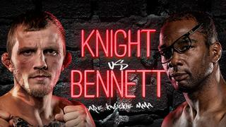 Bare Knuckle MMA: Gamebred Fighting Championship