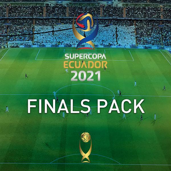 ▷ SuperCopa Ecuador 2021 Finals Pack - Official PPV Replay
