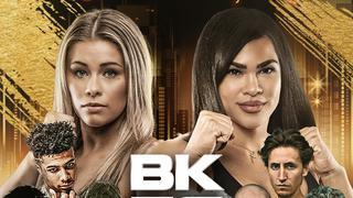 BKFC 19: Paige VanZant vs Rachael Ostovich
