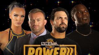 NWA Powerrr, Episode 35