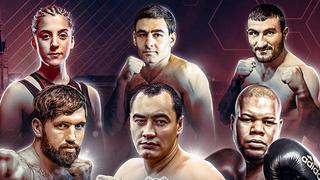 Universum Boxing: Zhan Kossobutskiy vs Joey Dawejko