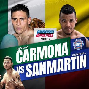 Carmona vs Sanmartin