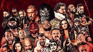 ROH: Death Before Dishonor 2021 (En Español)