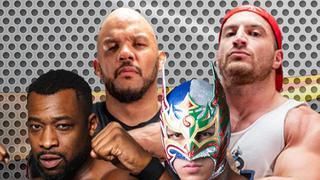 ROH Wrestling: Episode #522
