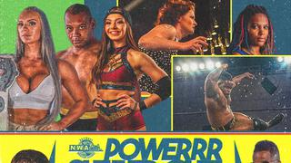 NWA PowerrrSurge, Season 6, Episode 1