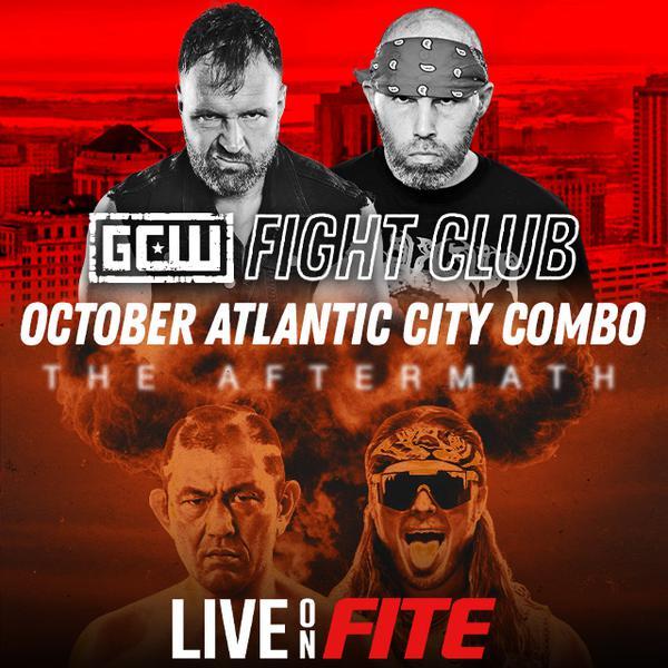 GCW: Oct. Atlantic City Combo