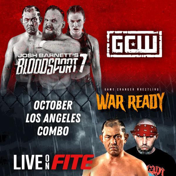 GCW: October LA Combo