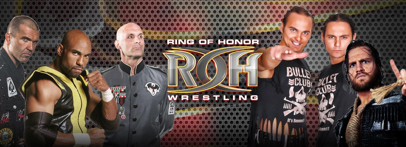 ROH Wrestling: Episode #335