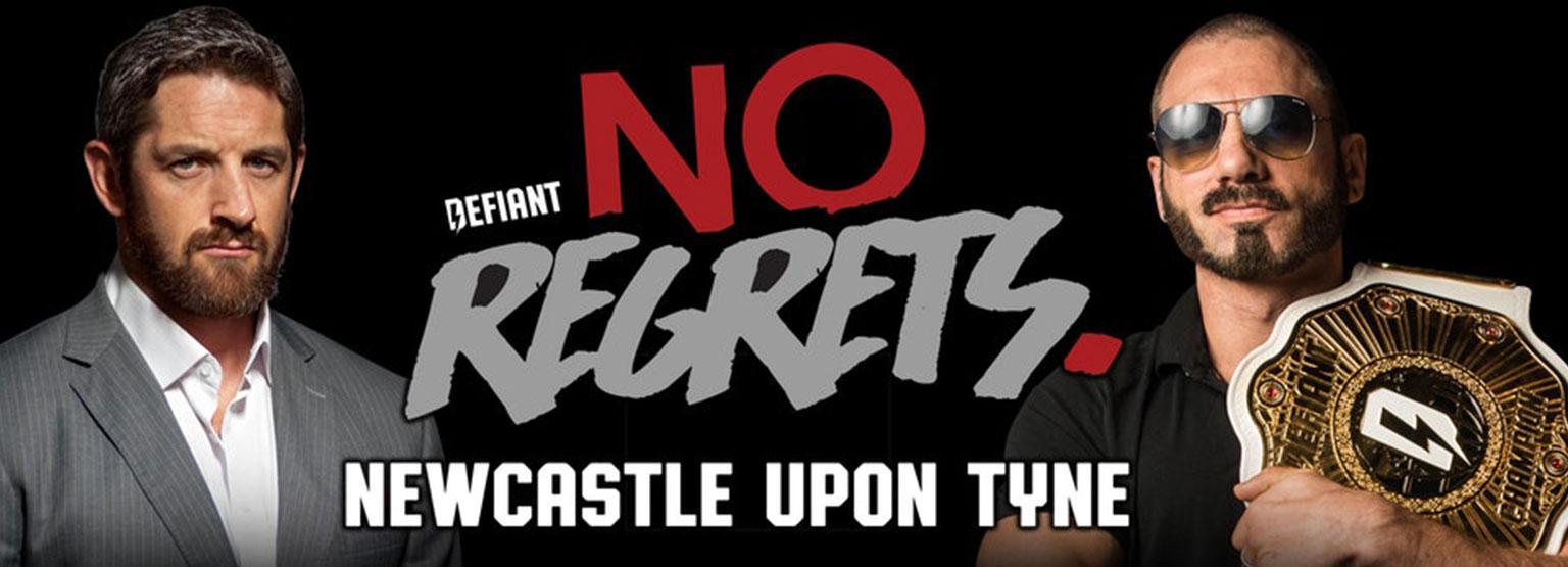 Defiant Wrestling:  No Regrets '18
