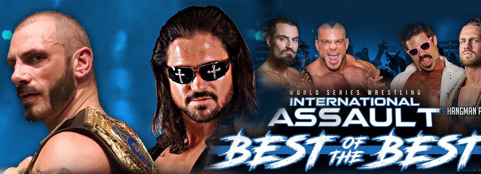 WSW: International Assault Best of the Best
