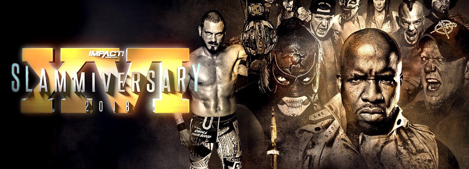 Impact Wrestling - Slammiversary 2018 (USA / Canada)
