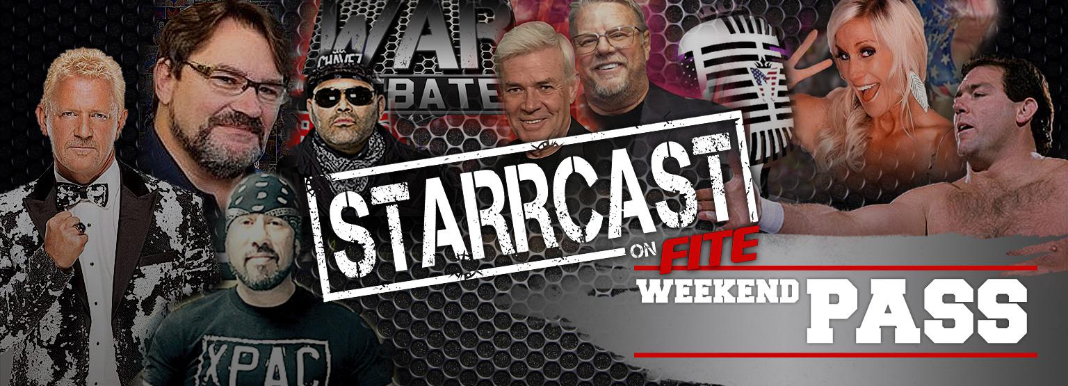 STARRCAST Platinum Weekend Pass