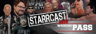 Starrcast Platinum Weekend Pass