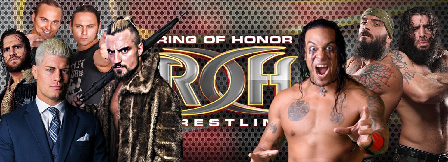 ROH Wrestling: Episode #353