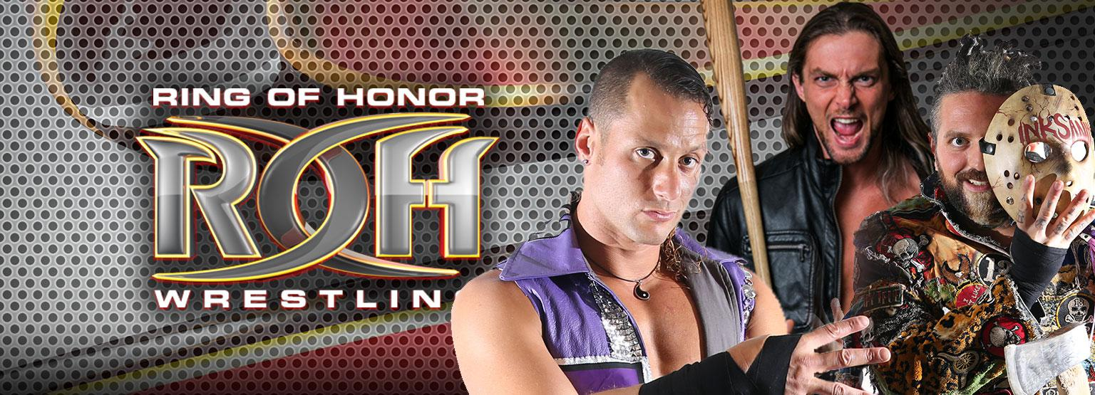 ROH Wrestling: Episode #356