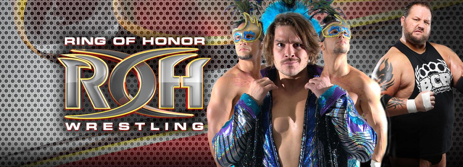ROH Wrestling: Episode #357