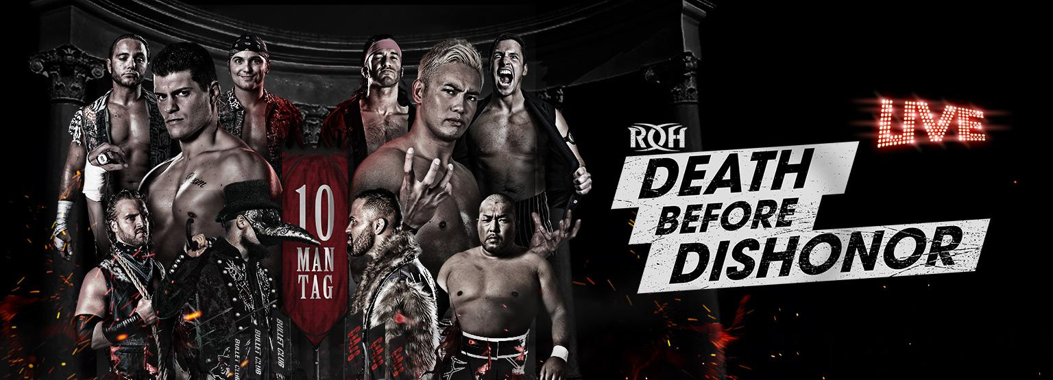 ROH: Death Before Dishonor 2018