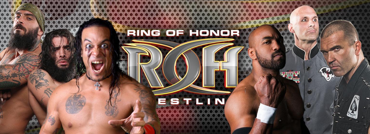 ROH Wrestling: Episode #365