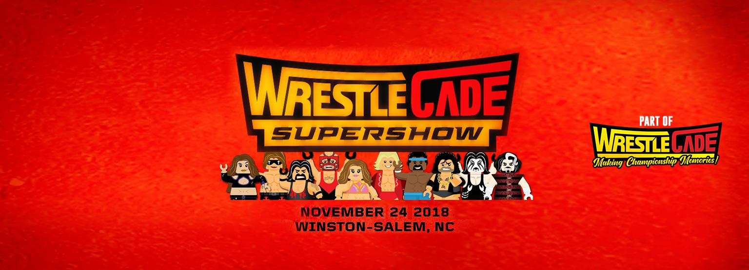 WrestleCade Weekend: SuperShow