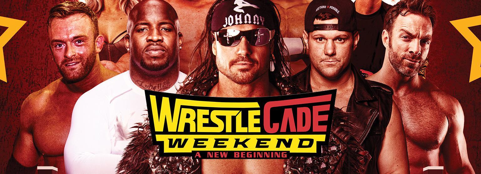WrestleCade Weekend: Full Pack