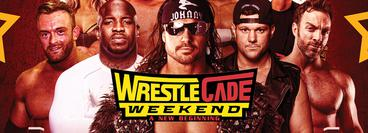 WrestleCade Weekend: Full Pack