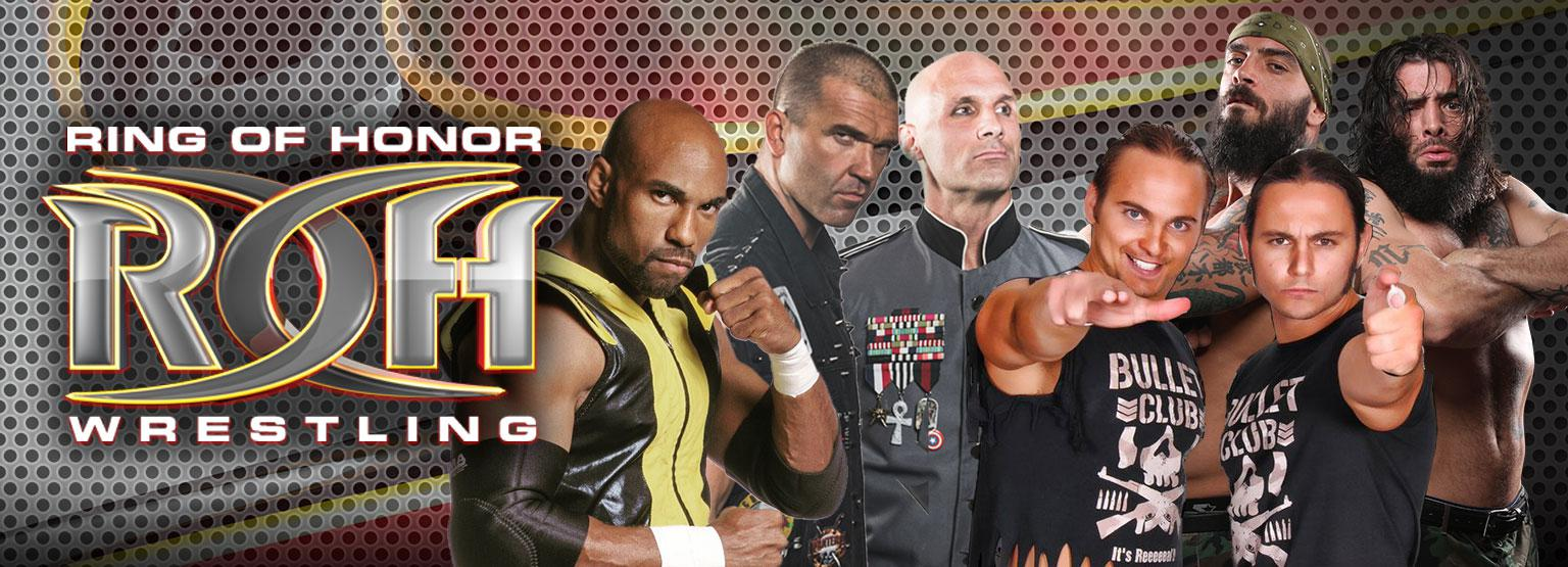ROH Wrestling: Episode #374