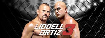 Chuck Liddell vs Tito Ortiz 3