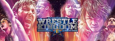 NJPW: Wrestle Kingdom 13