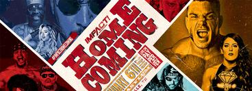 Impact Wrestling: Homecoming 2019