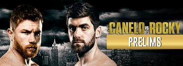 Canelo Alvarez vs. Rocky Fielding: Prelims