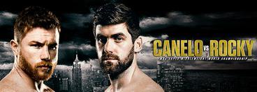 Canelo Alvarez vs. Rocky Fielding