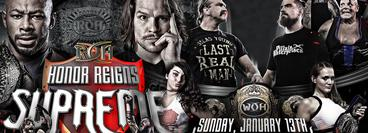 ROH Honor Reigns Supreme - Concord, NC