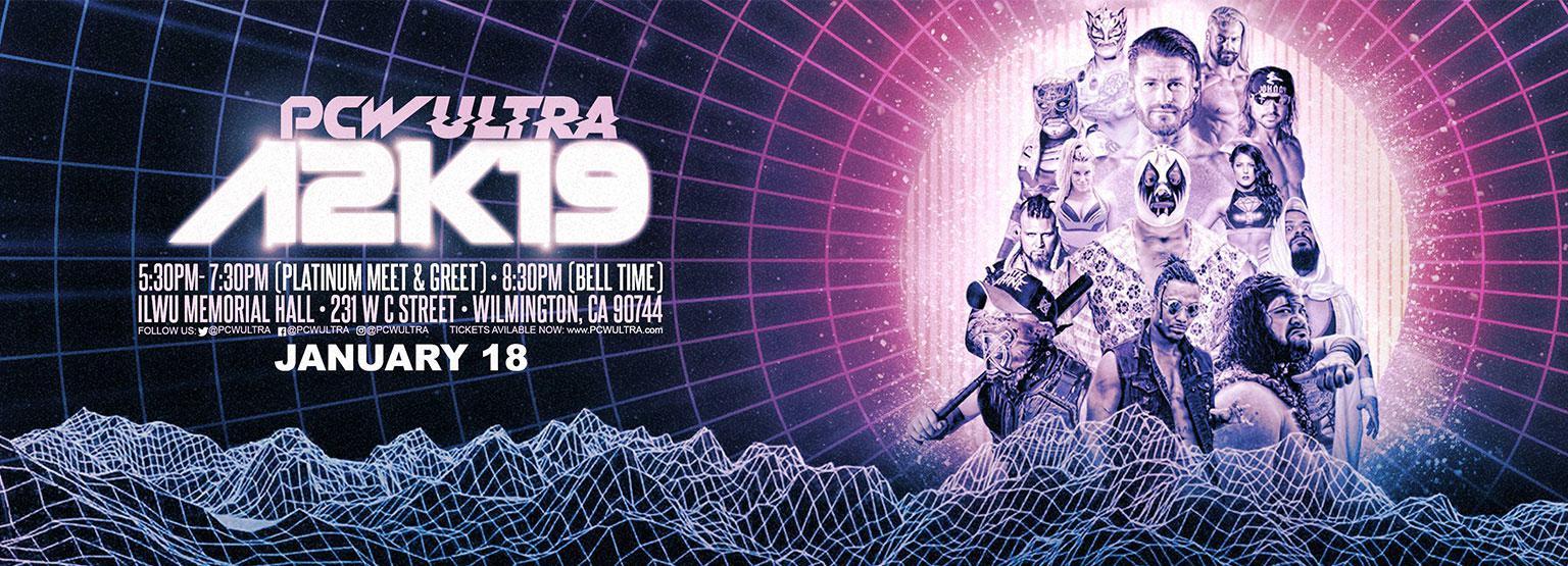 PCW ULTRA Anniversary A2K19