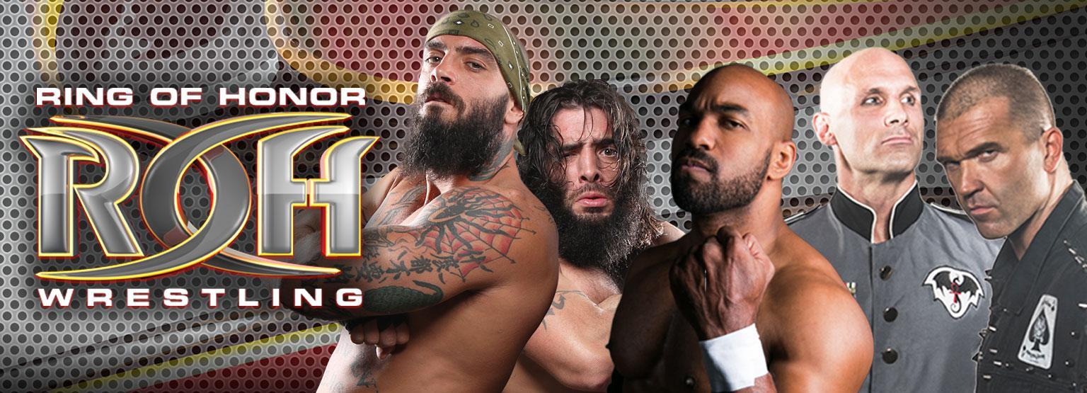 ROH Wrestling: Episode #382