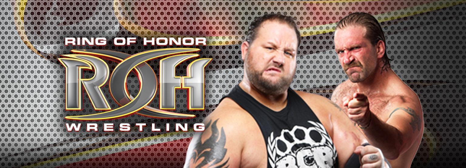 ROH Wrestling: Episode #383