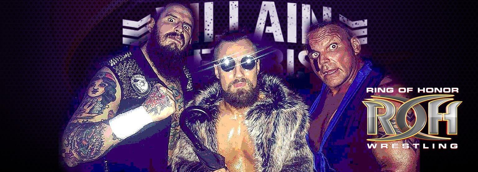 ROH Wrestling: Episode #384