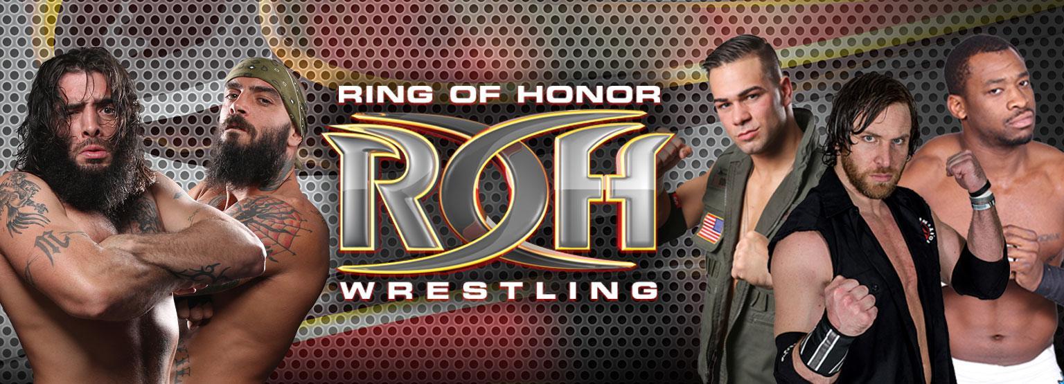 ROH Wrestling: Episode #387