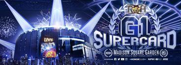 ROH-NJPW G1 Supercard: New York City
