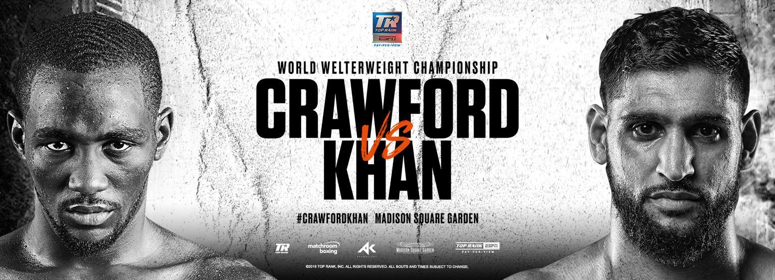 Crawford vs. Khan