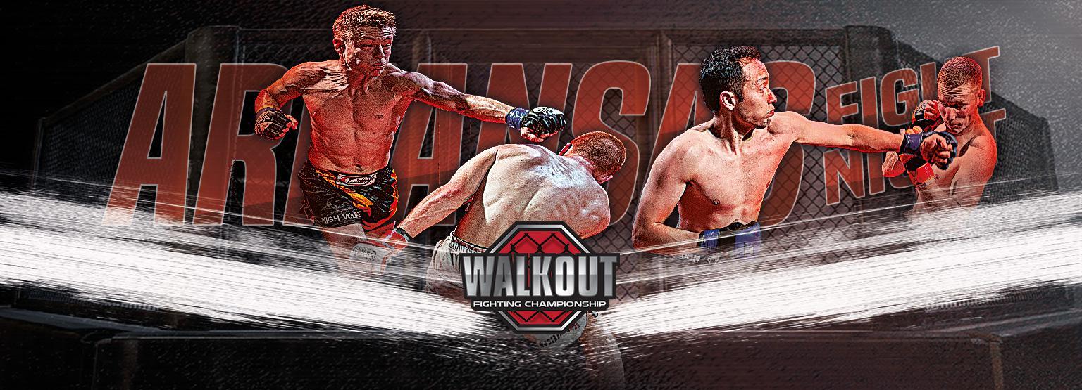 Walkout FC 15 Arkansas