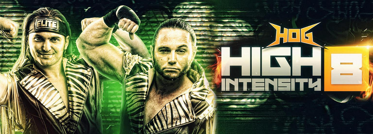 House of Glory: High Intensity 8
