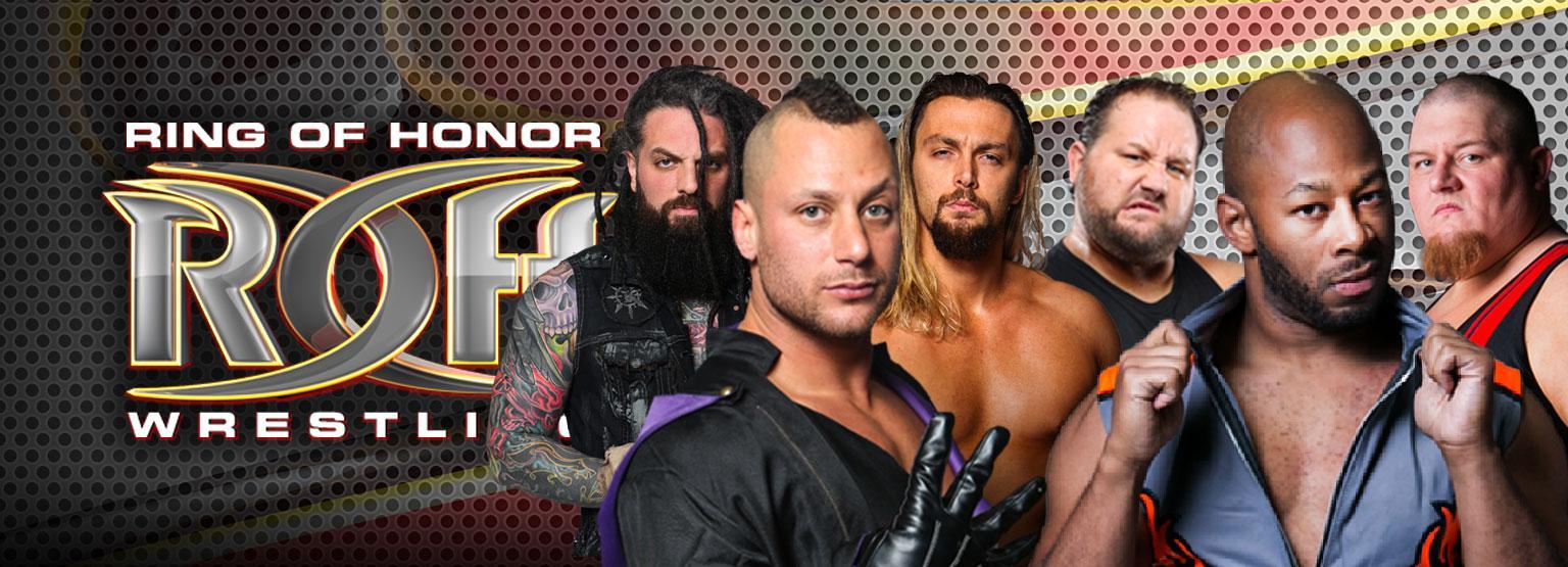 ROH Wrestling: Episode #408