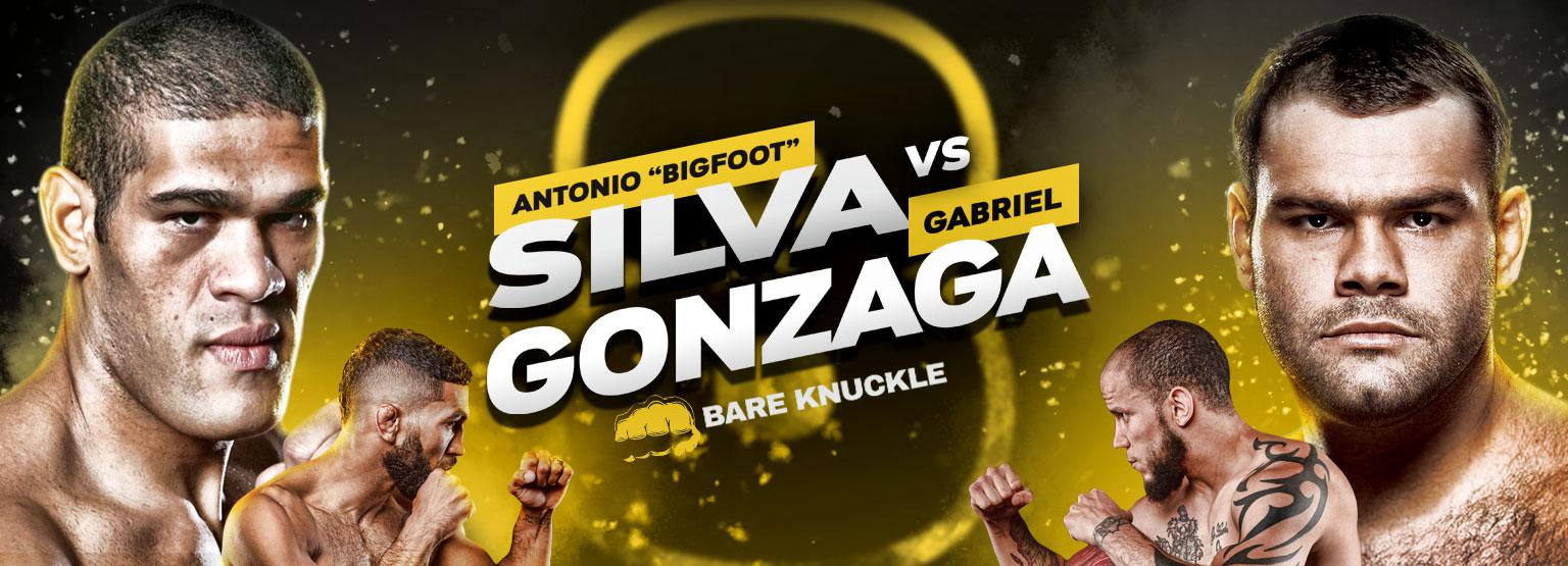 BKFC 8: Bigfoot vs Gonzaga