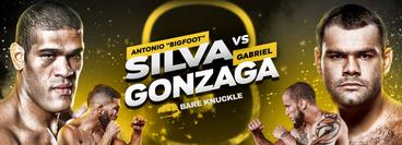 BKFC 8: Bigfoot vs Gonzaga