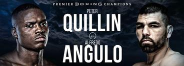 PBC: Peter Quillin vs Alfredo Angulo
