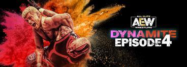 AEW: Dynamite, Episode 4