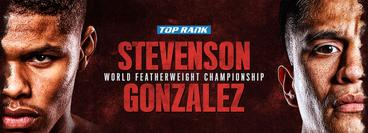 Top Rank: Shakur Stevenson vs Joet Gonzalez