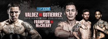 Top Rank: Valdez vs Gutierrez